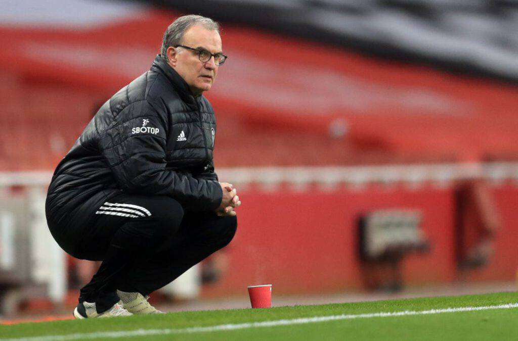 Bielsa, rinnovo in stallo con il Leeds (Getty Images)
