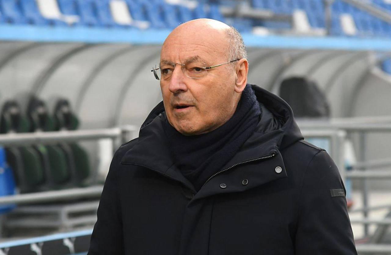 Marotta Lotito FIGC