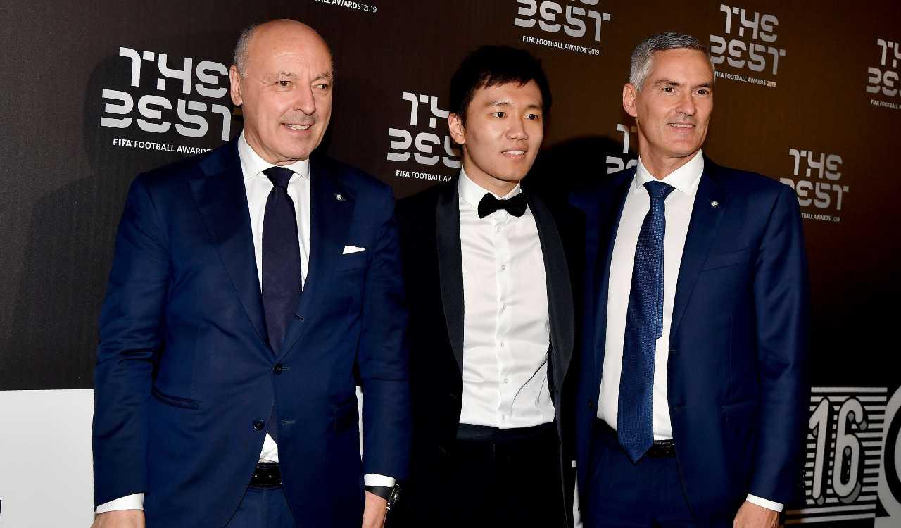 Marotta cessione Inter
