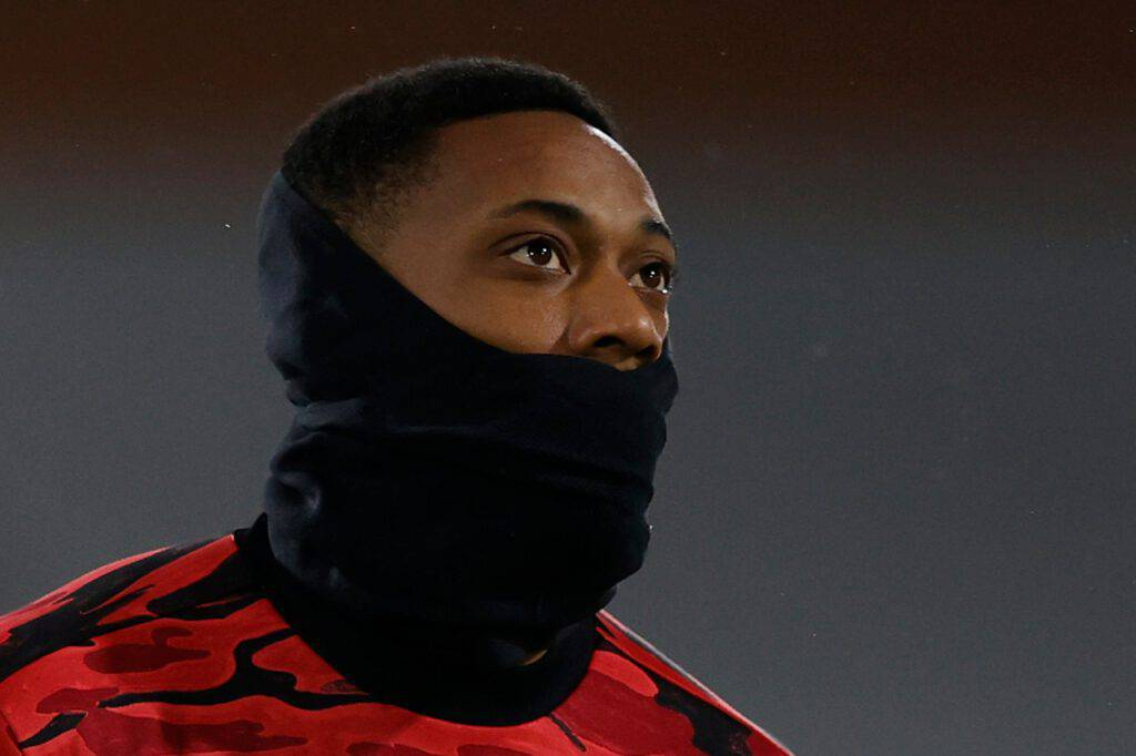 Martial Manchester United