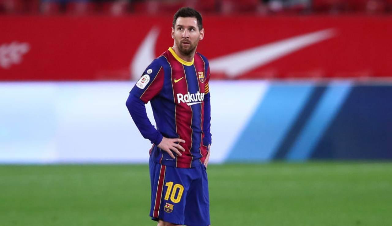 Messi Joe Cole