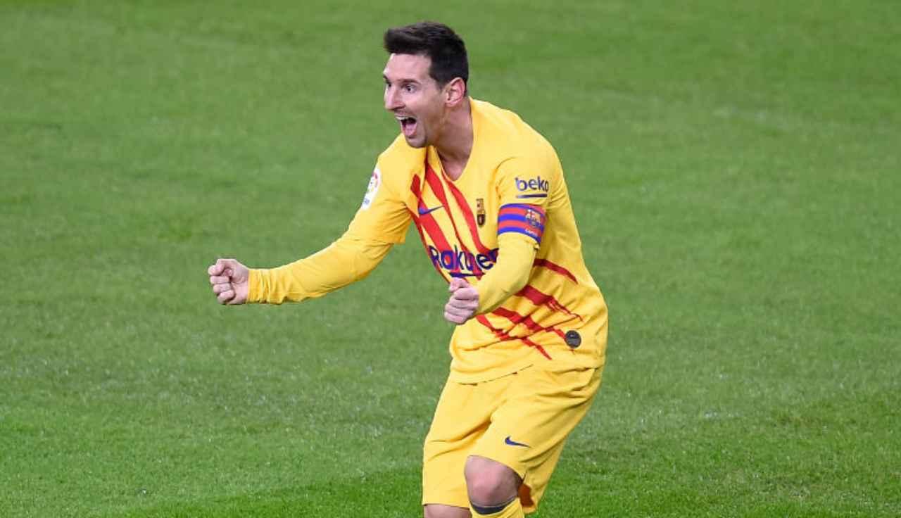 Messi Bayern Monaco