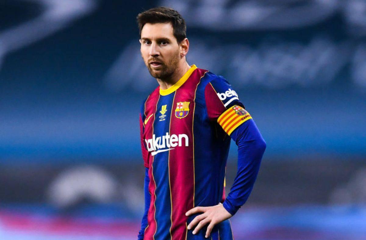Messi PSG Manchester City