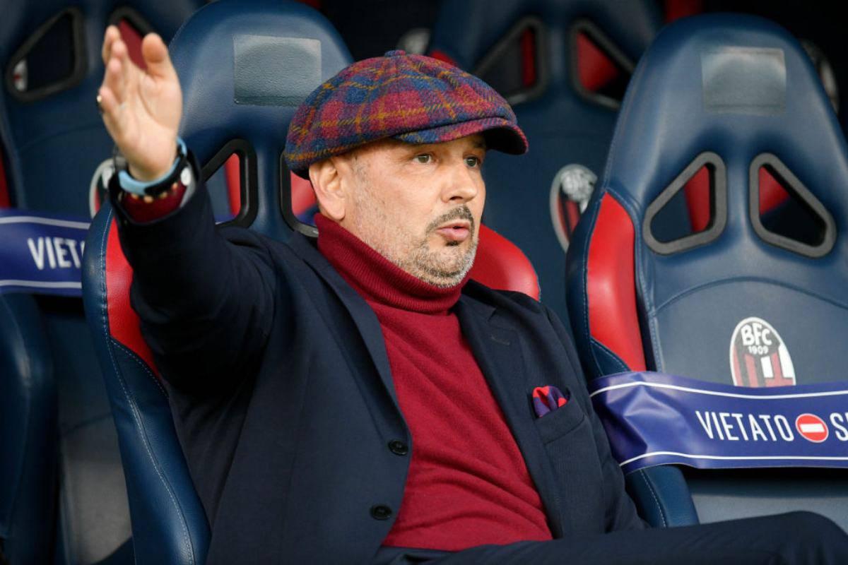 Atalanta Bologna Mihajlovic