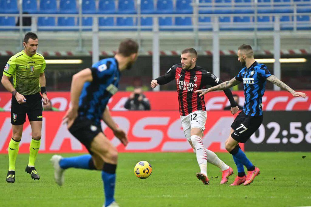 Milan-Inter, Conte si aggiudica il Derby della Madonnina (Getty Images)