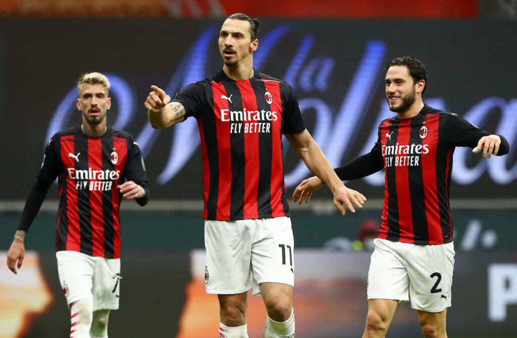 Milan-Stella Rossa highlights (Getty Images)