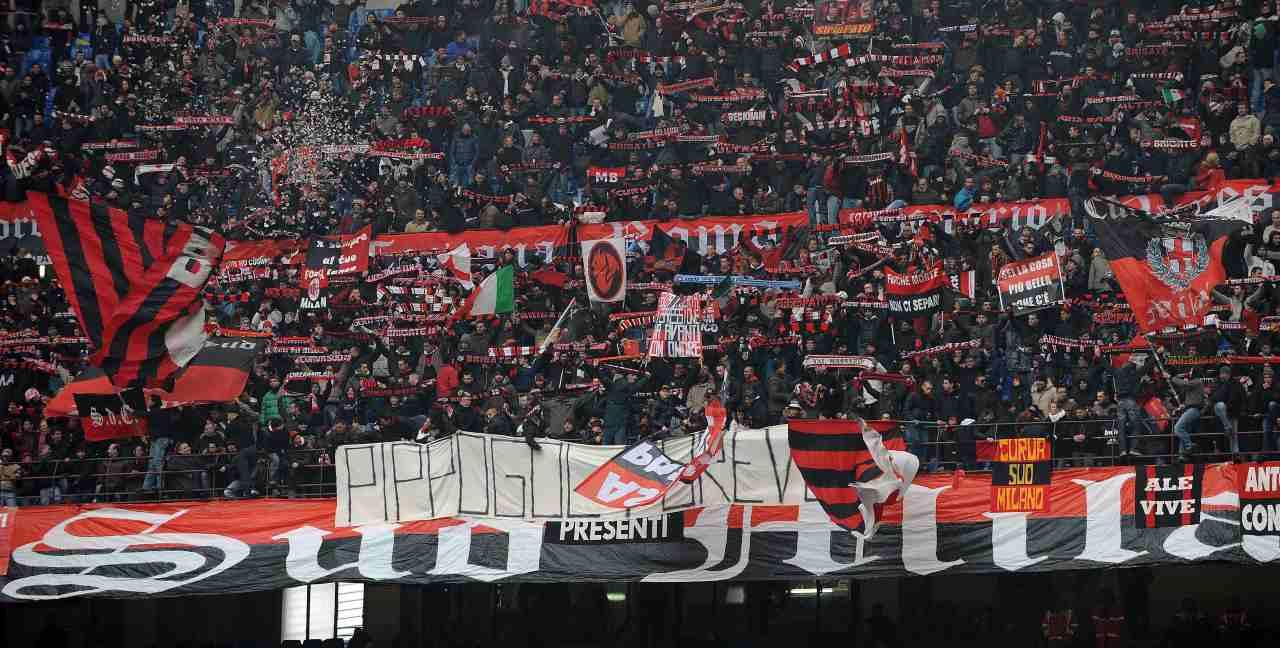 Milan Inter Ultras