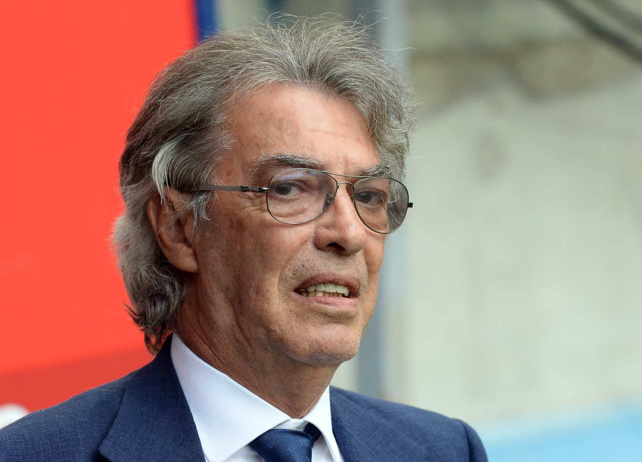 Moratti Juventus Inter