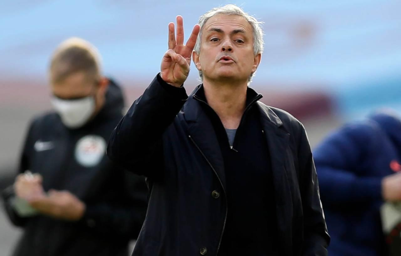 Mourinho Inter