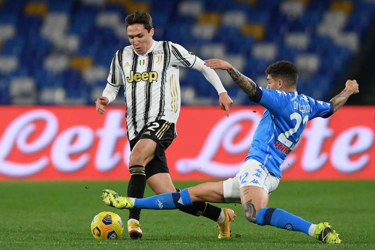 Moviola Napoli Juventus