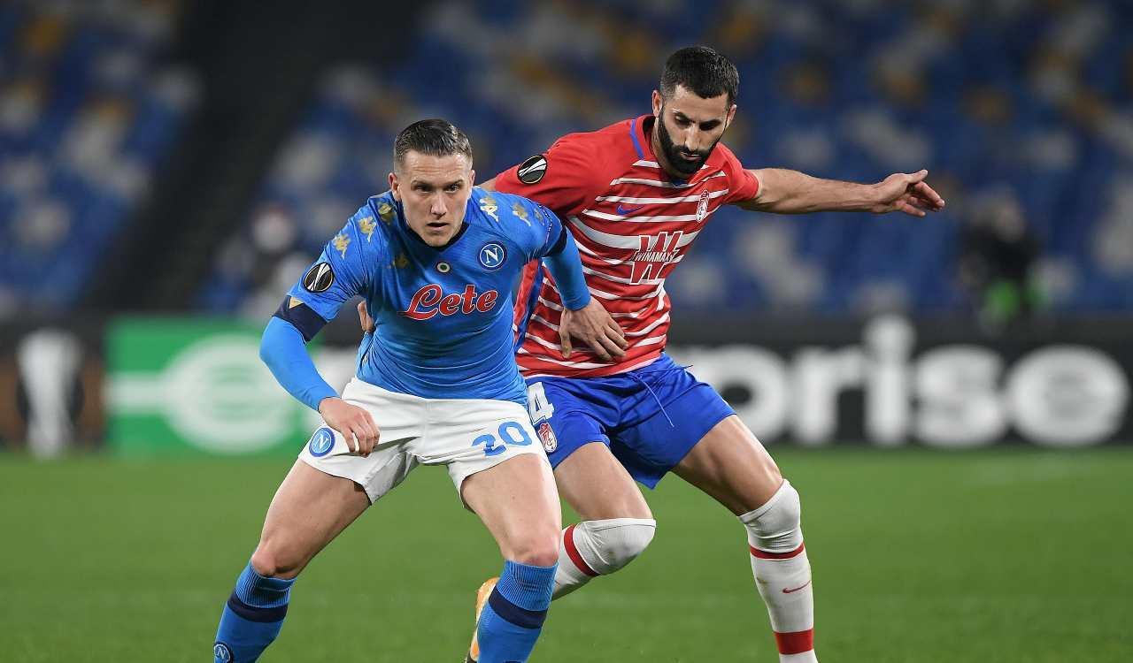 Napoli Granada Highlights