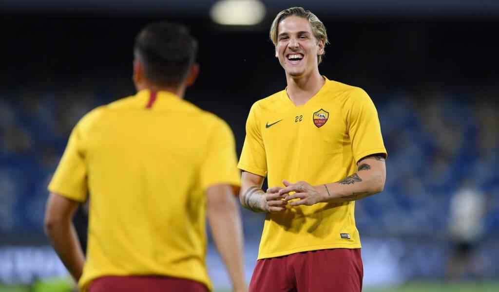 Roma Zaniolo nuovo flirt (Getty Images)