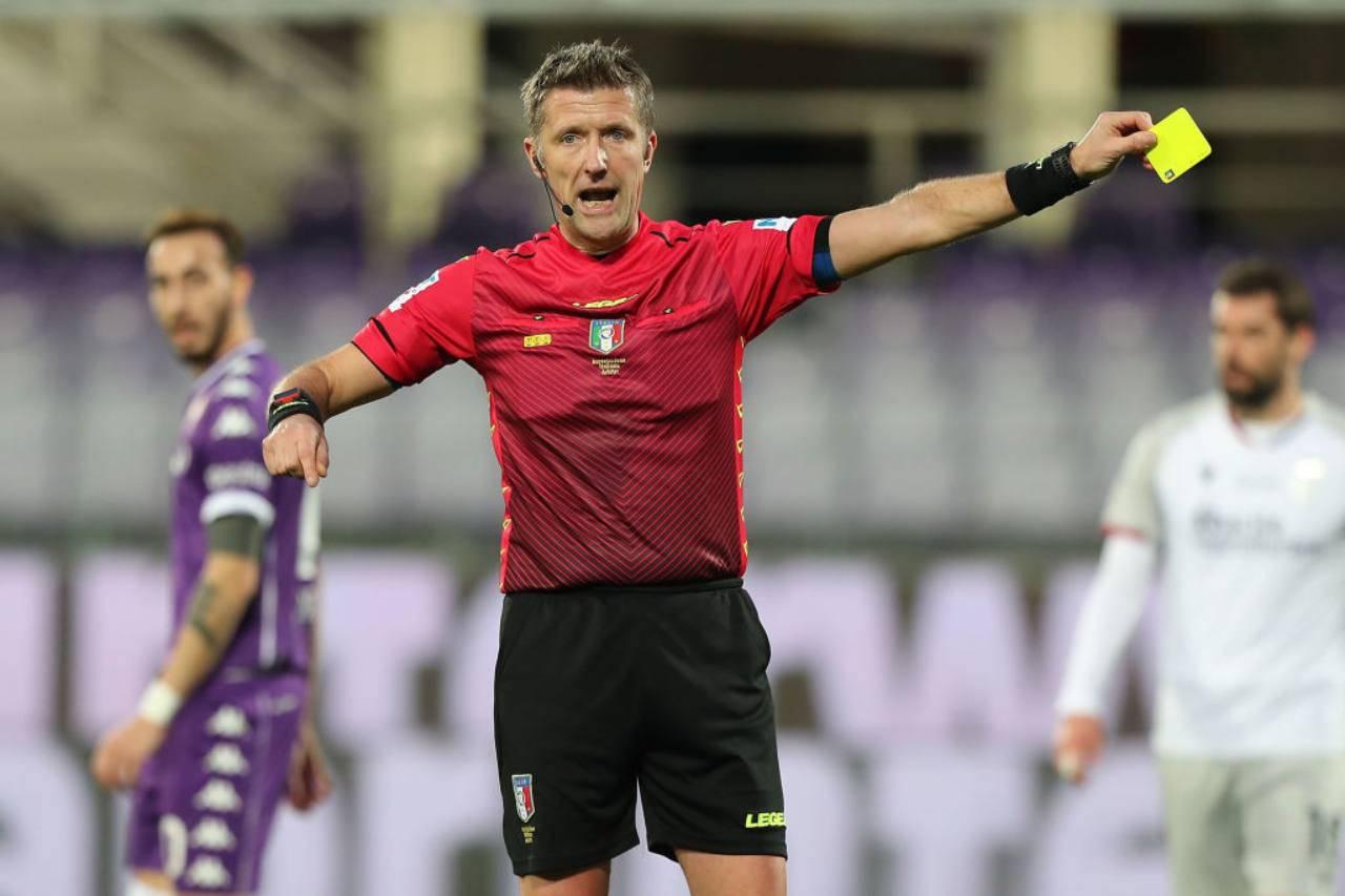 Orsato Juventus Roma