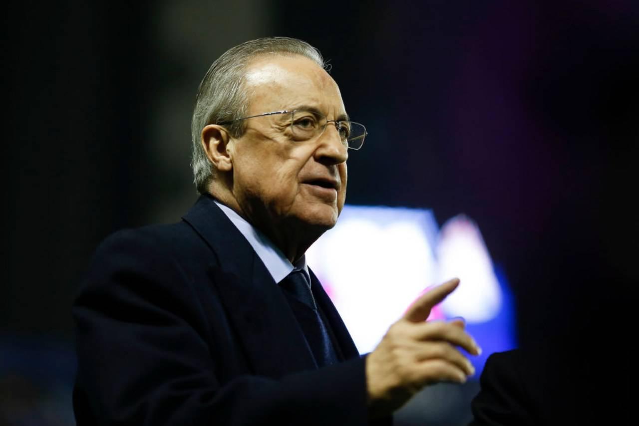 Perez Mbappè Real Madrid