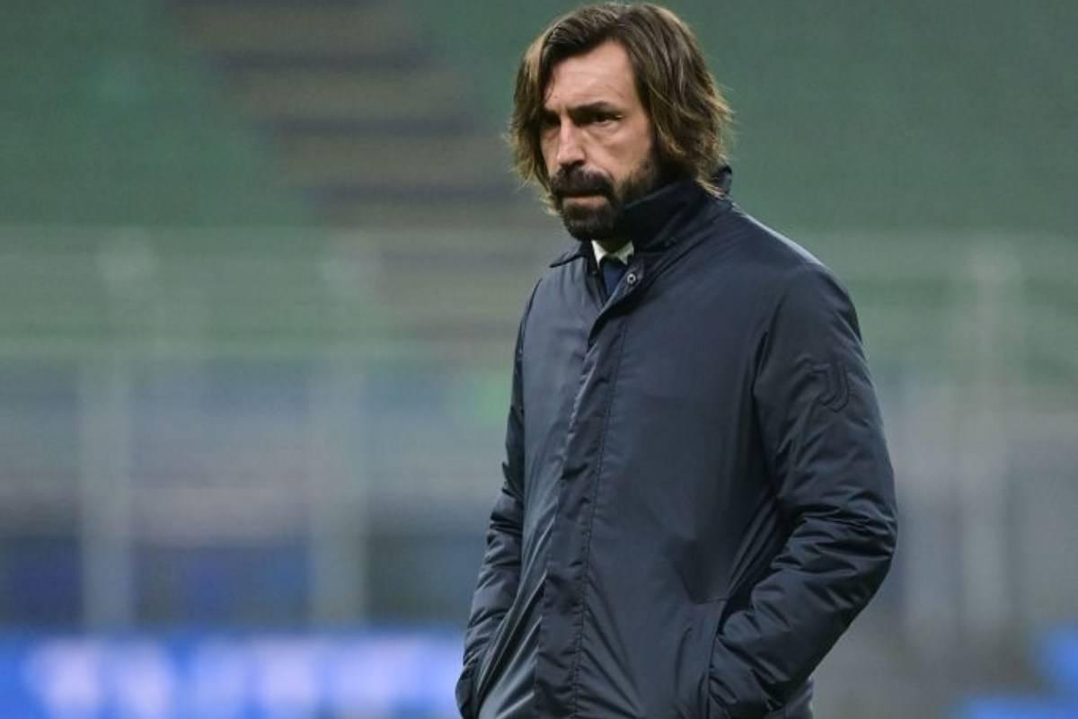 Pirlo Juventus Roma