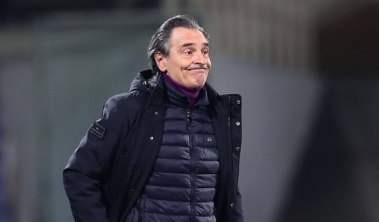 Prandelli Fiorentina Inter