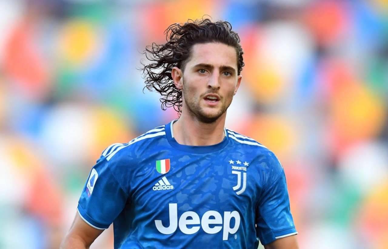 Rabio futuro Juventus Everton