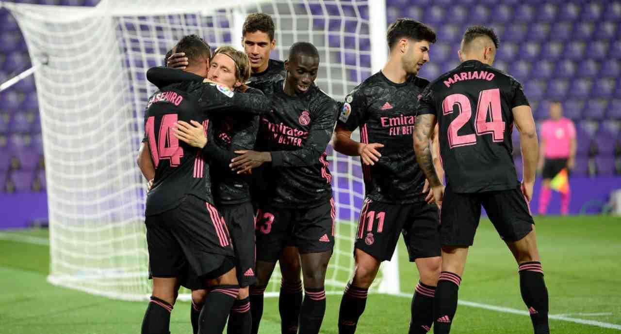 Atalanta-Real Madrid, tv streaming