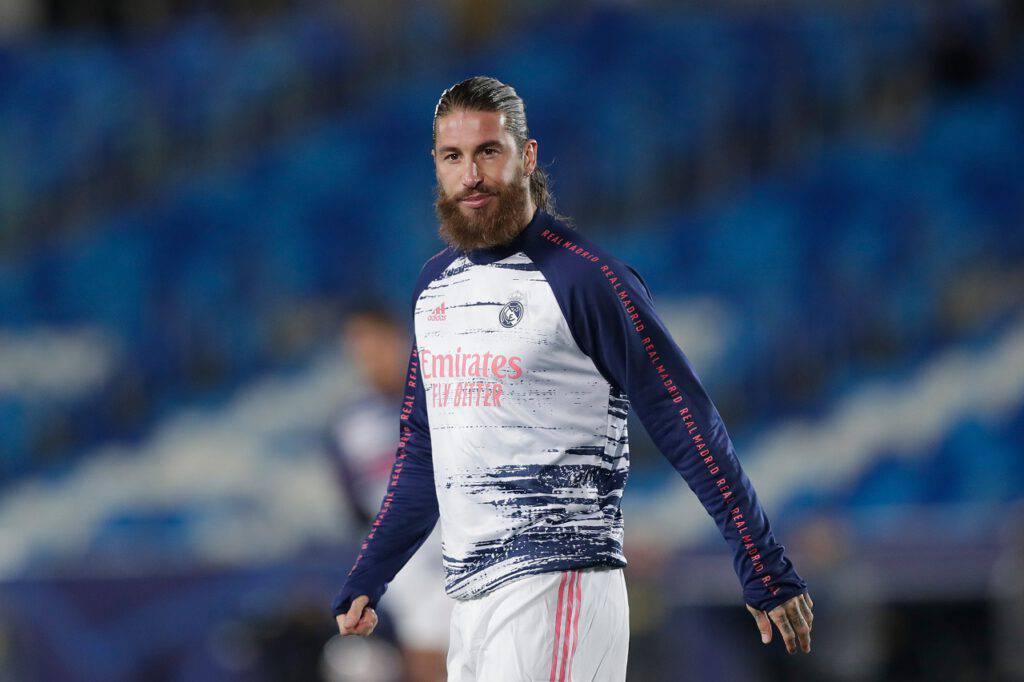 Sergio Ramos rinnovo