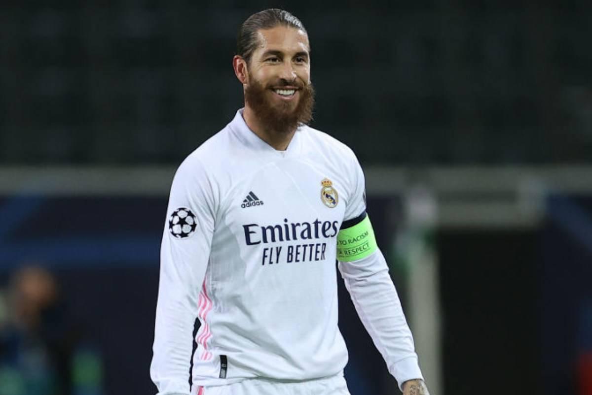 Sergio Ramos Real Madrid Rinnovo