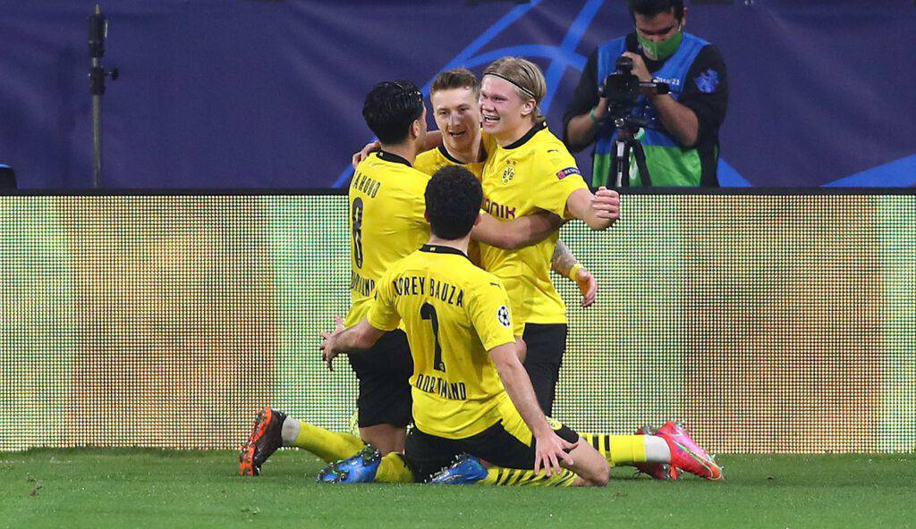 Siviglia-Borussia Dortmund highlights