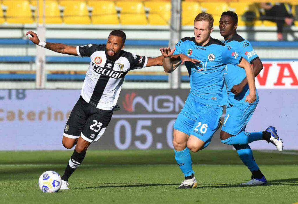 Spezia-Parma highlights (Getty Images)