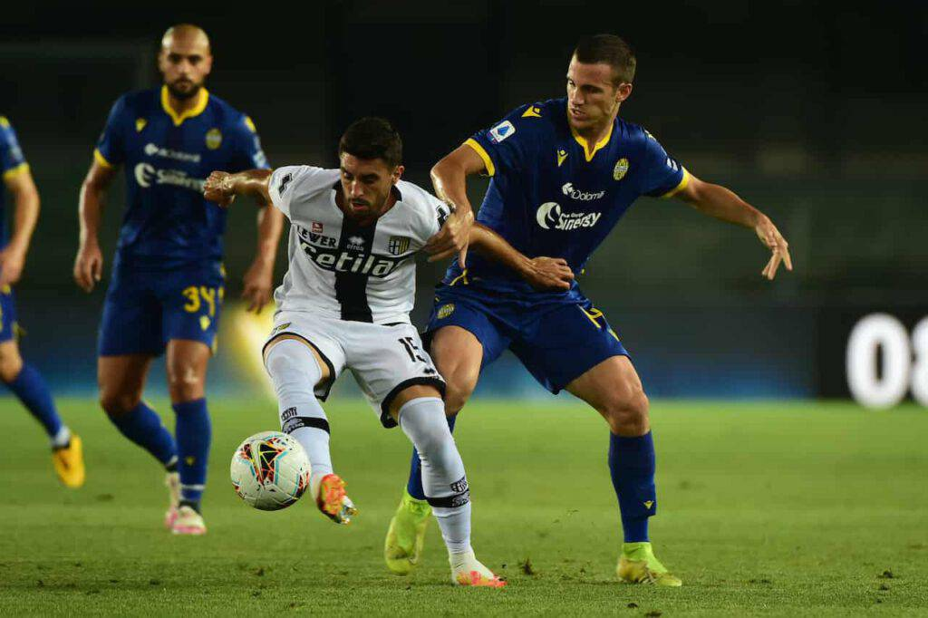 Verona-Parma highlights (Getty Images)