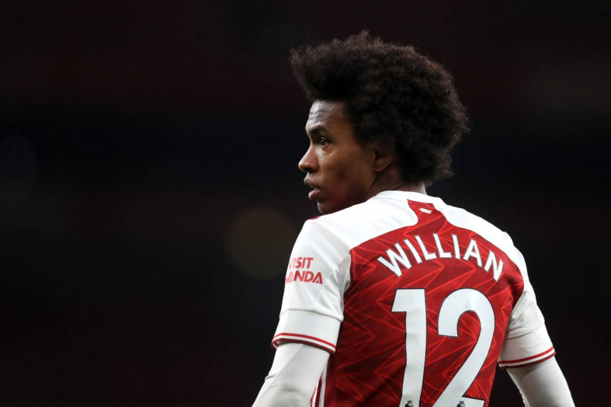 Willian Razzismo Premier League