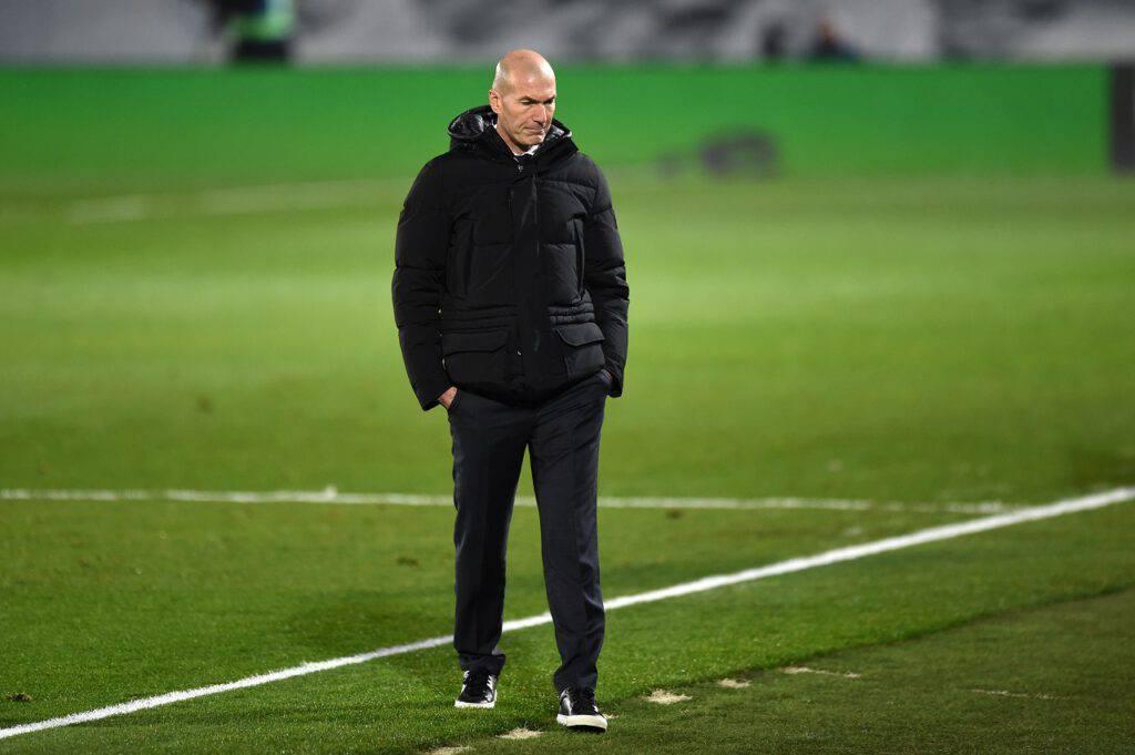 Real Madrid Zidane conferenza