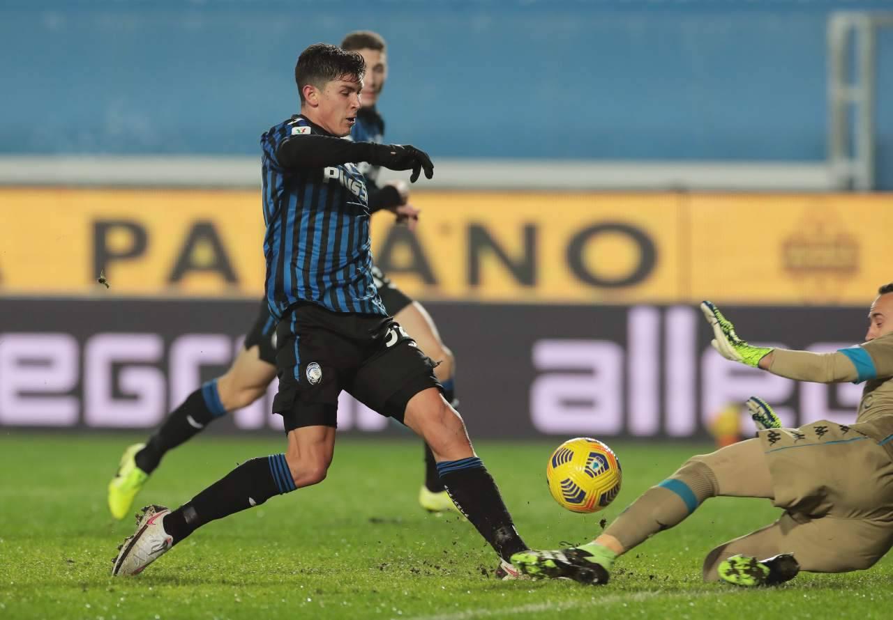 Atalanta in finale di Coppa Italia: data e sede del match (foto Getty)