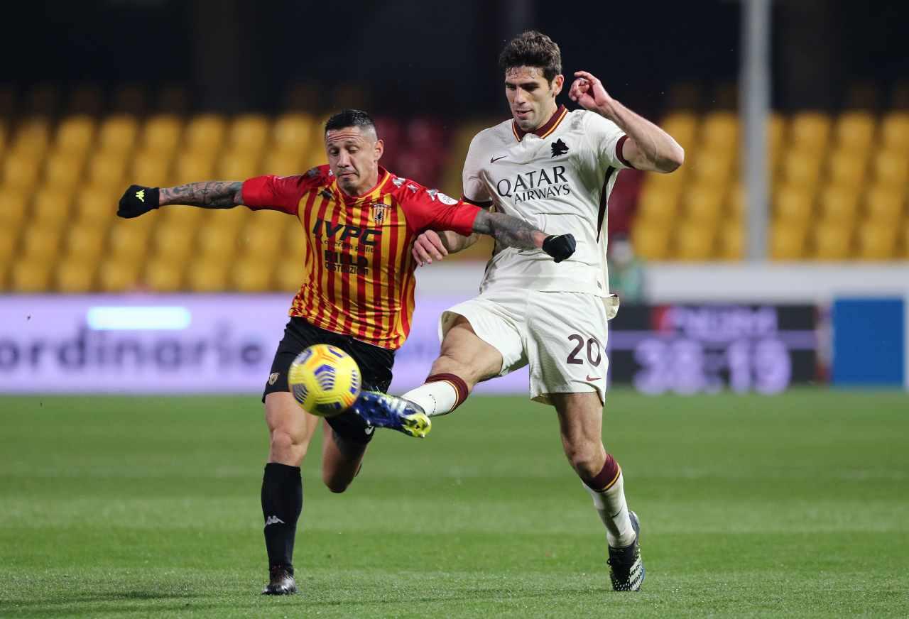 Highlights Benevento-Roma: il video