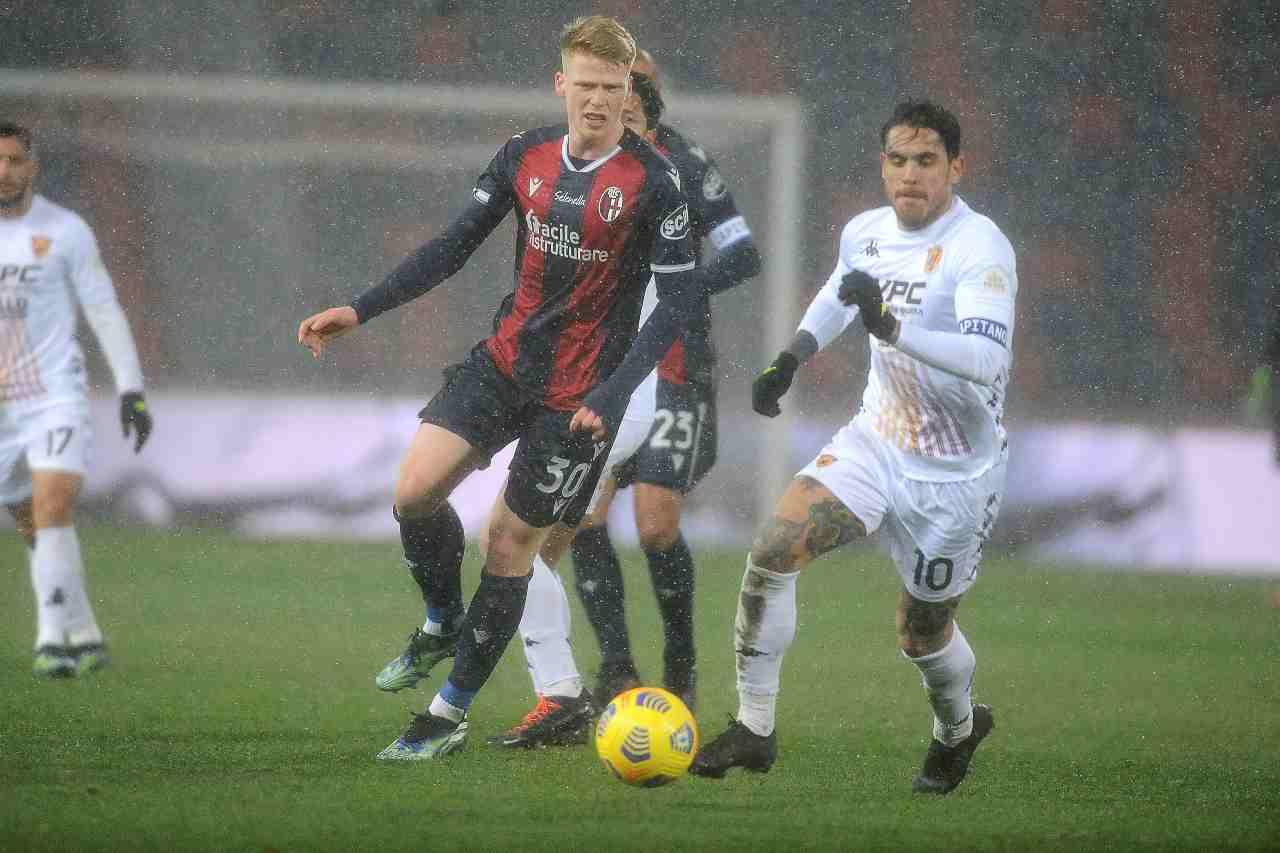 Serie A, highlights Bologna-Benevento: la sintesi