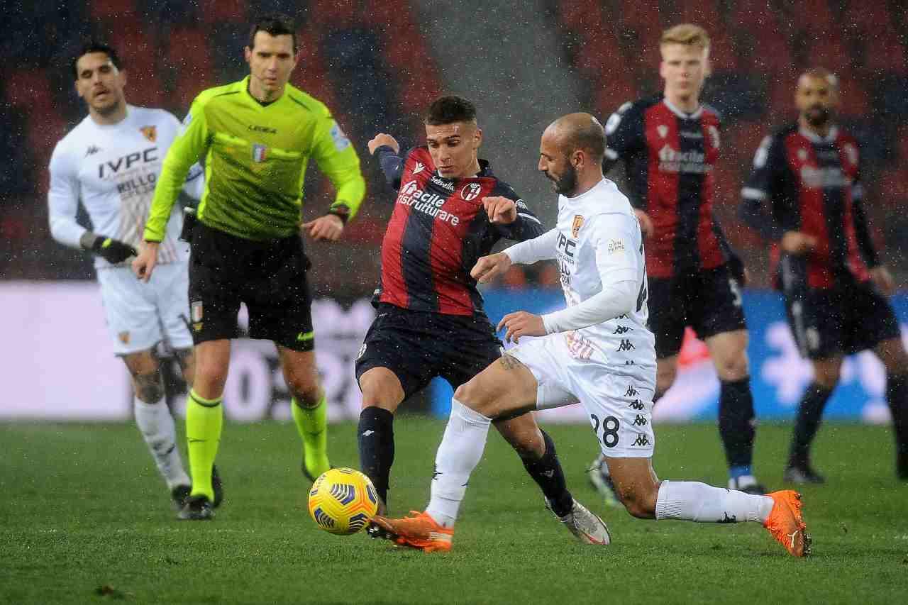 Serie A, highlights Bologna-Benevento: gol e sintesi partita - Video