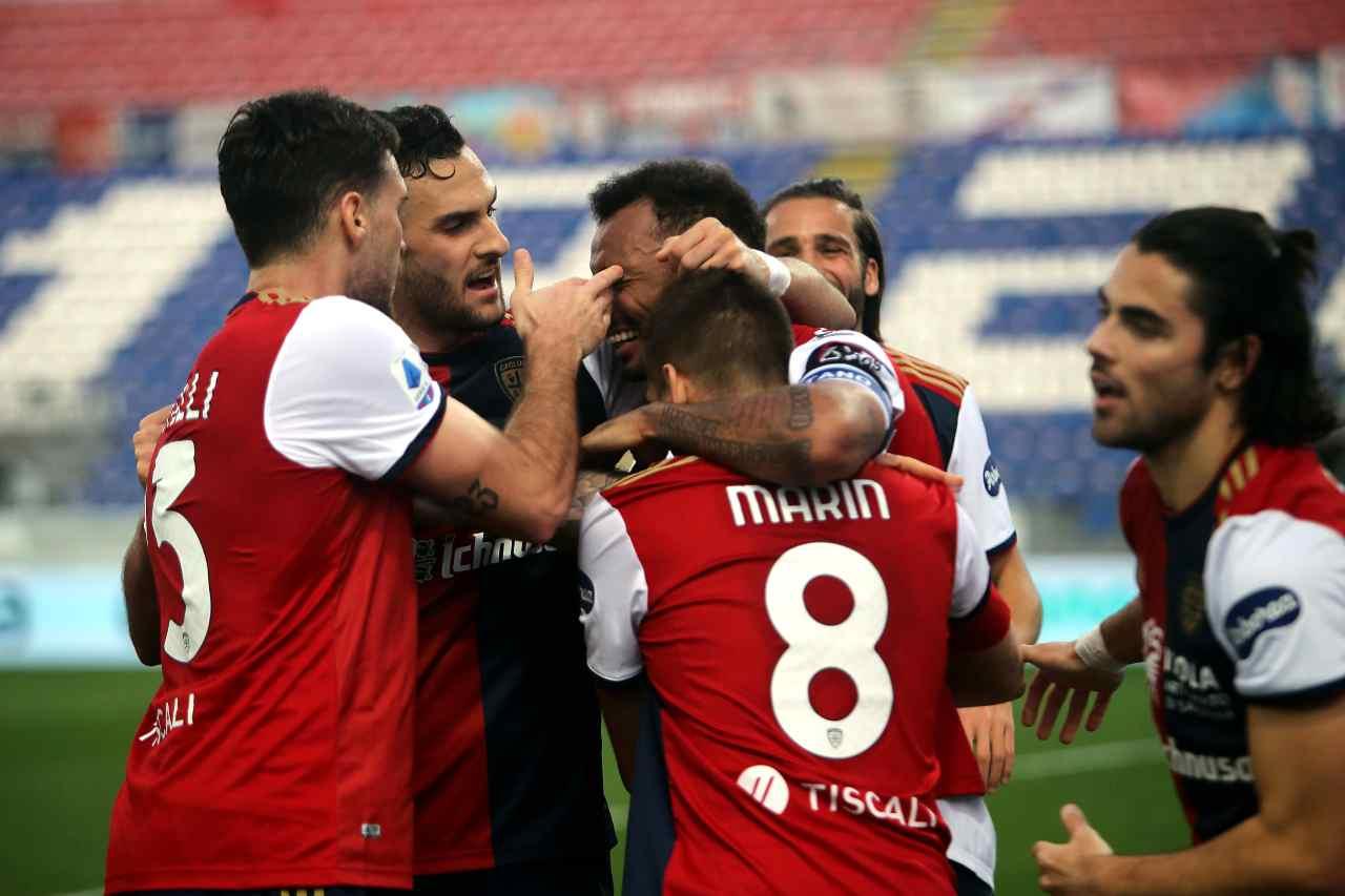Il Cagliari ha annunciato l'ingaggio di Asamoah (foto Getty)
