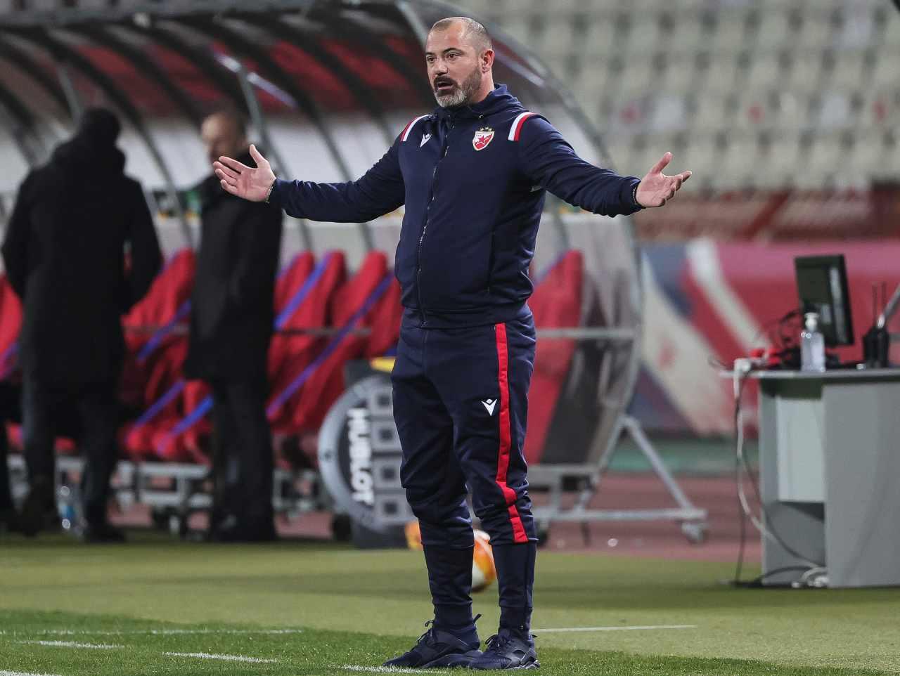Stella Rossa, Stankovic come Guardiola: il record