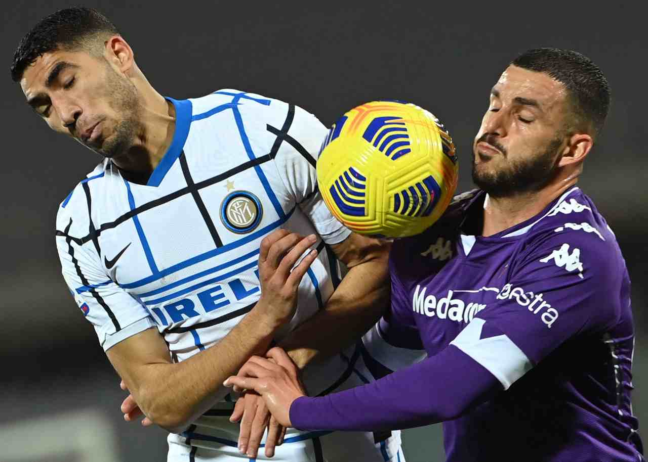 Serie A, highlights Fiorentina-Inter: gol e sintesi partita - Video