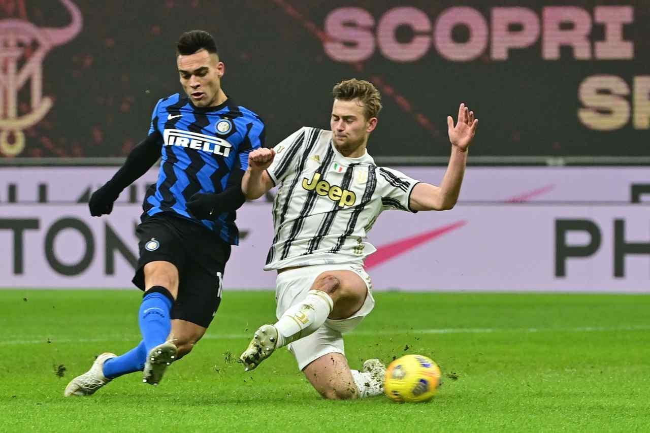 Coppa Italia, moviola Inter-Juventus: VAR e rigore per i bianconeri, l'analisi