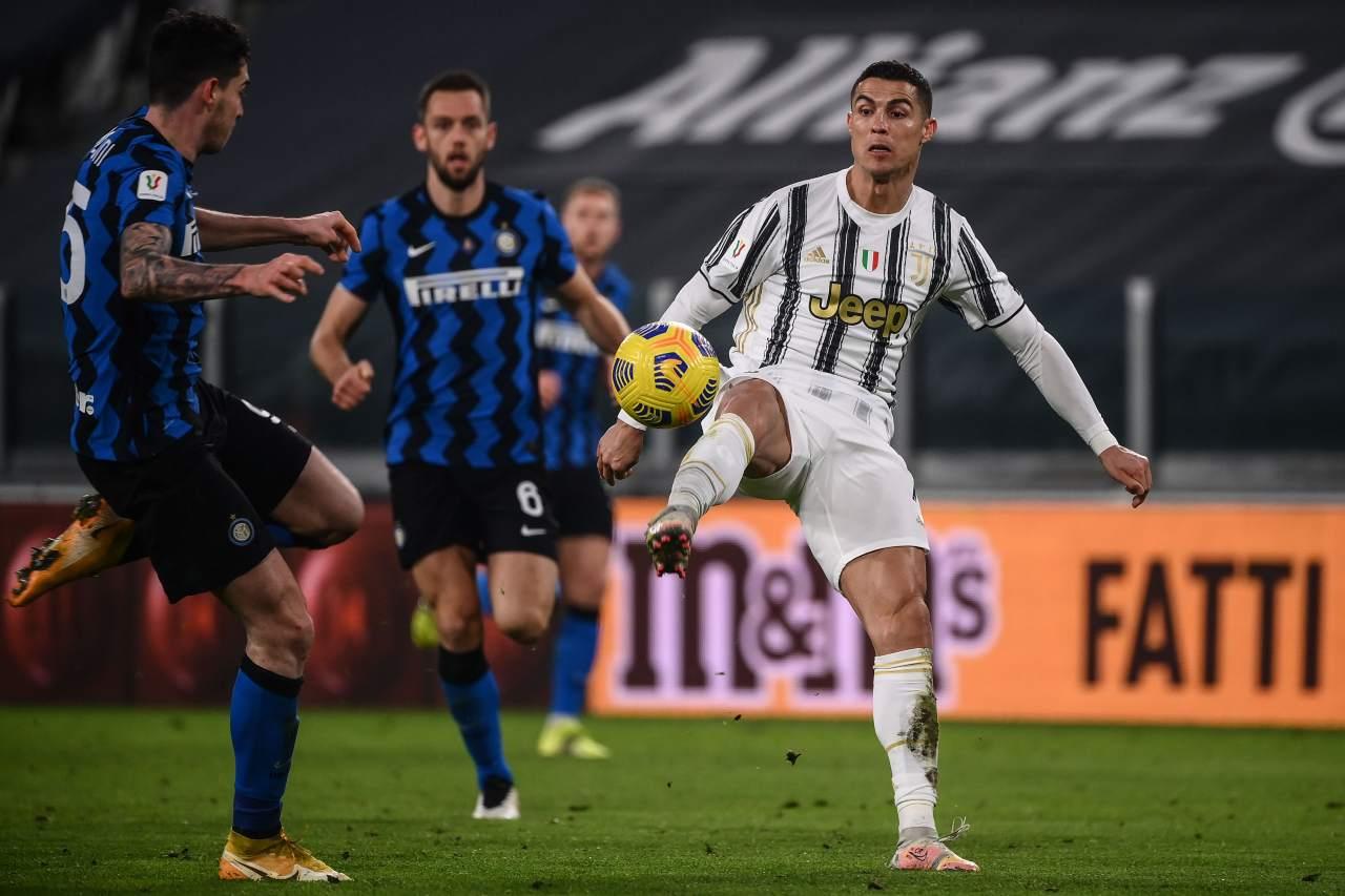 Coppa Italia, Juve-Inter: cosa rischiano i bianconeri, l'indiscrezione