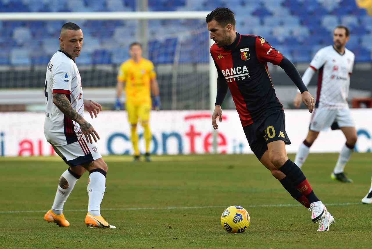 Serie A, torna Strootman e sbarca Reynolds