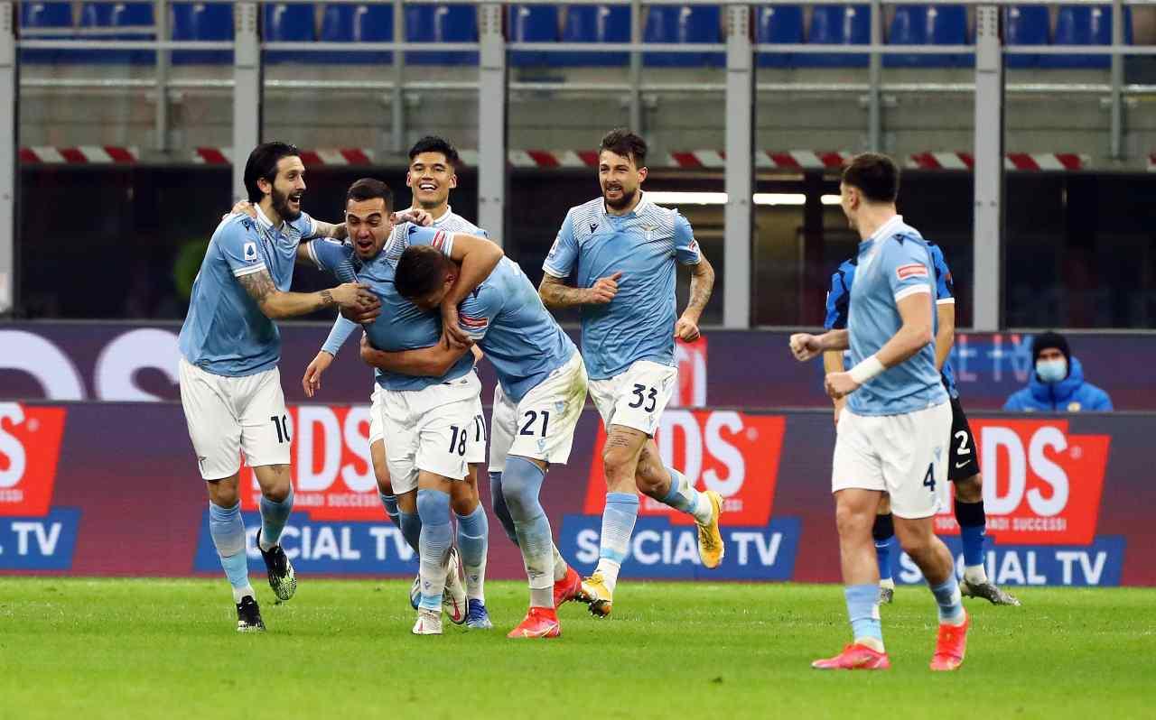 Inter-Lazio, gol a Milinkovic: la spiegazione