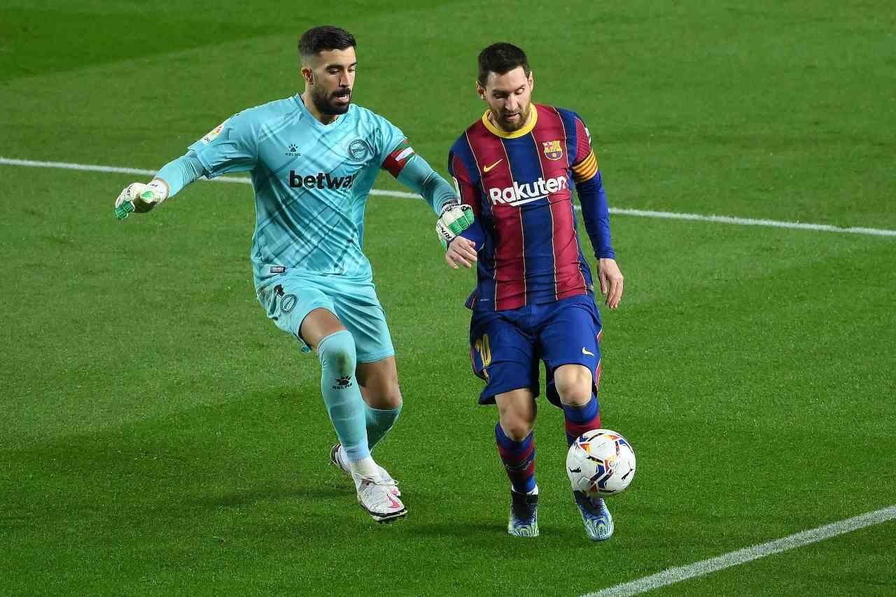 Messi da record nella Liga, il Barcellona vince ancora