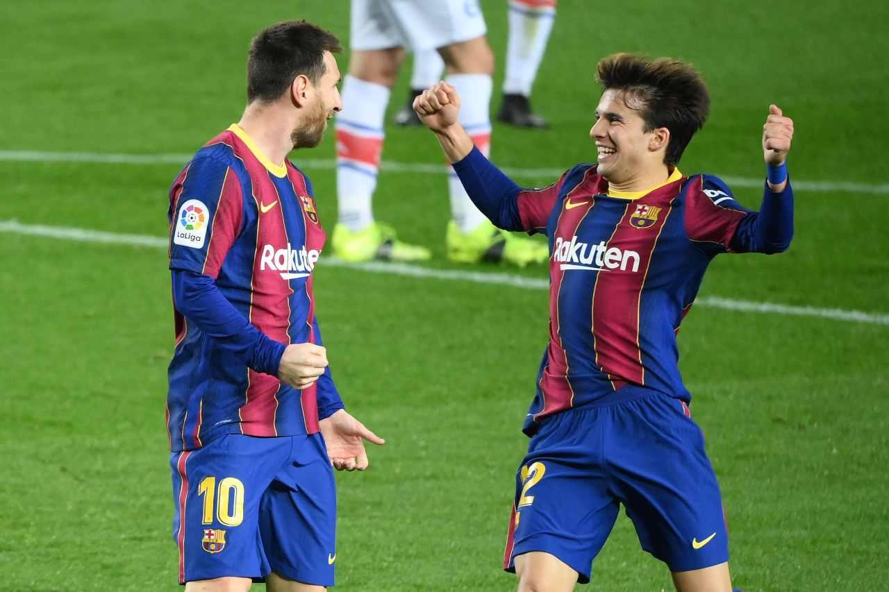 Liga, manita del Barcellona: la classifica