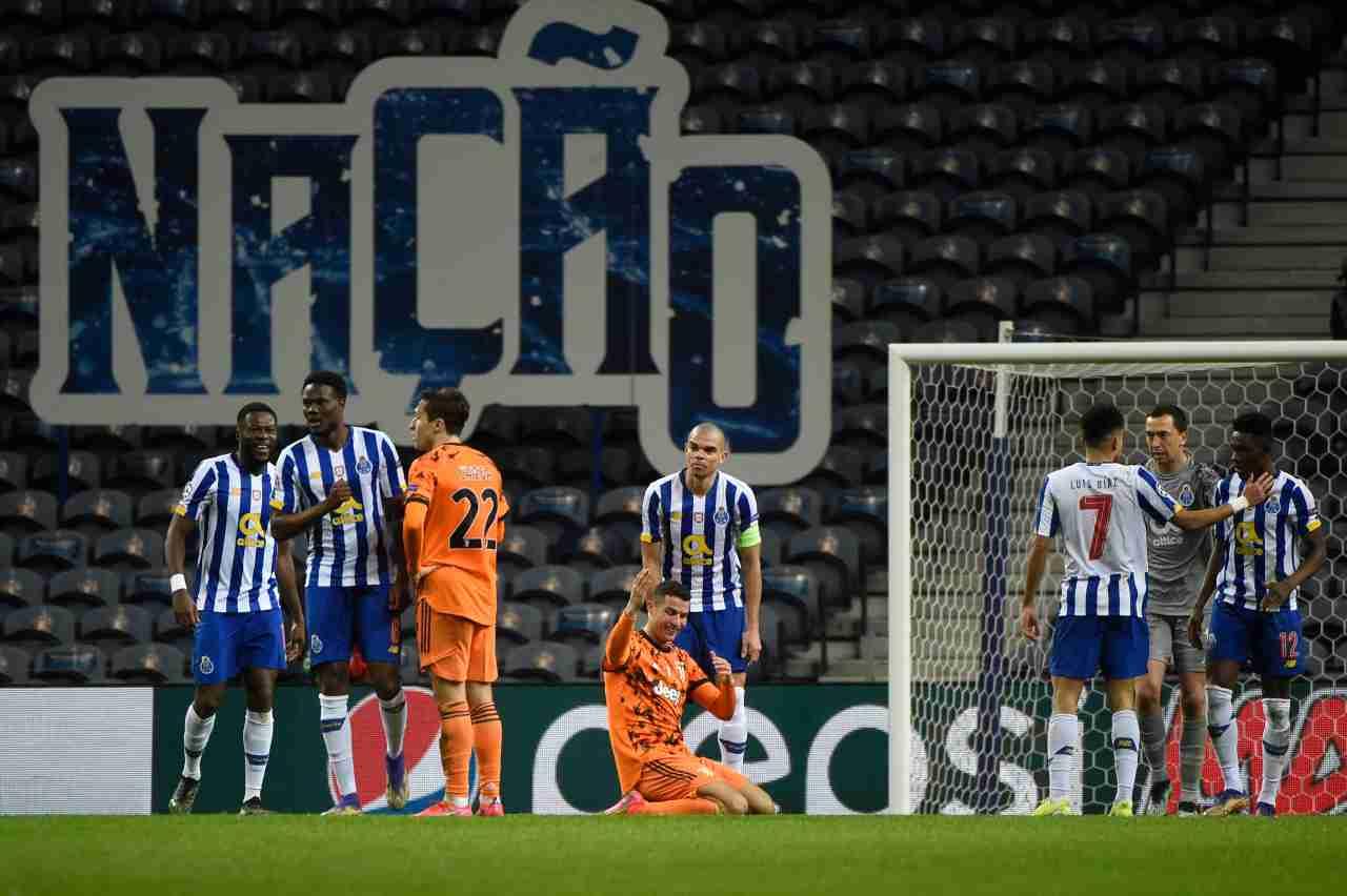 Porto-Juve, rigore non dato a Cristiano Ronaldo: il messaggio di Marchisio