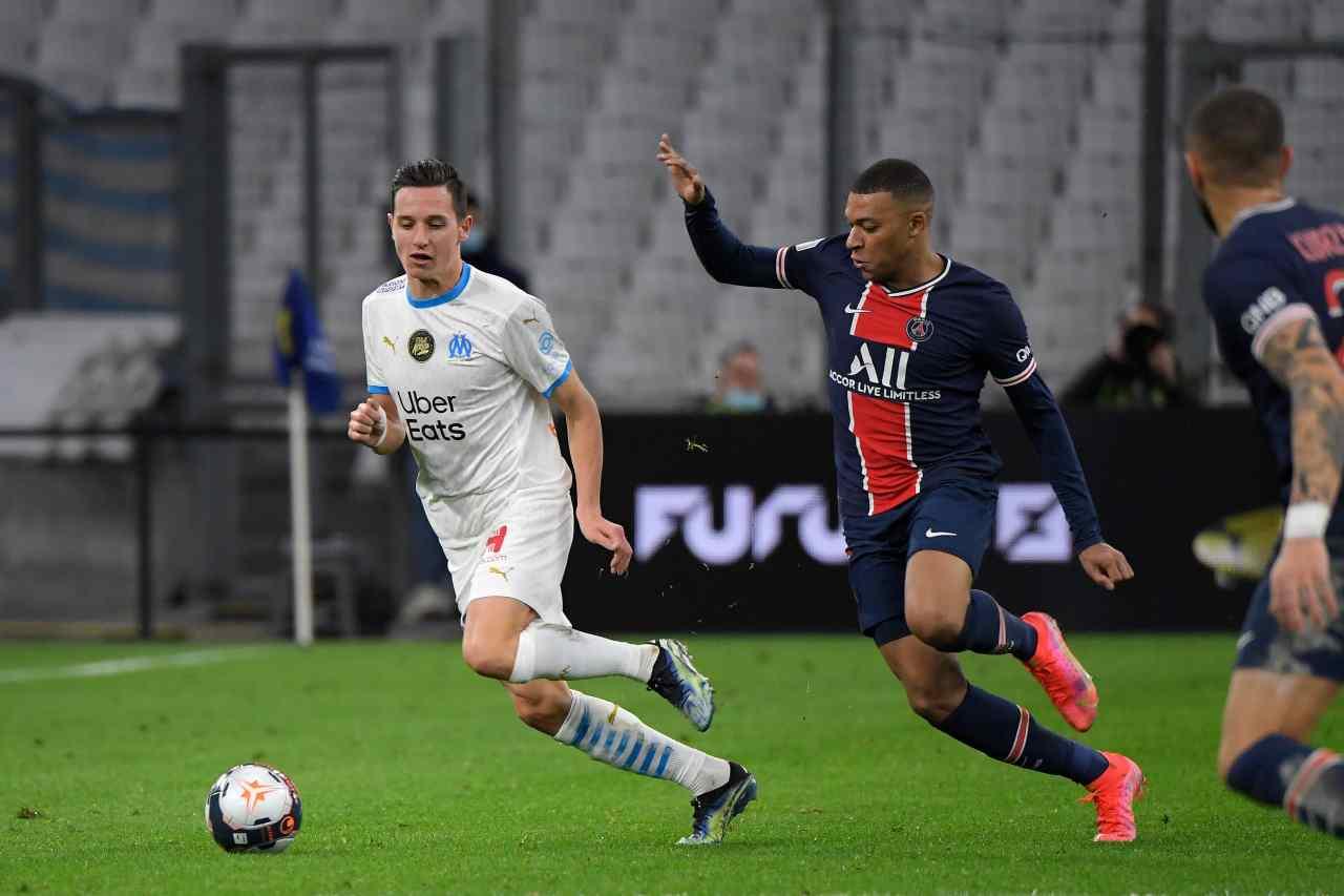 Icardi e Mbappé, Marsiglia ko: il Clasico al PSG