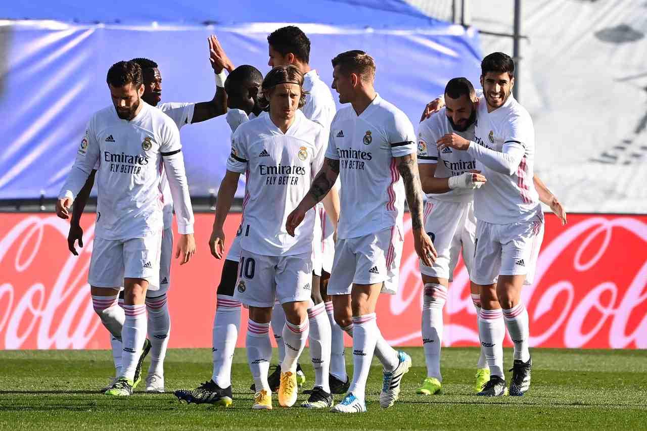Atalanta-Real Madrid precedenti