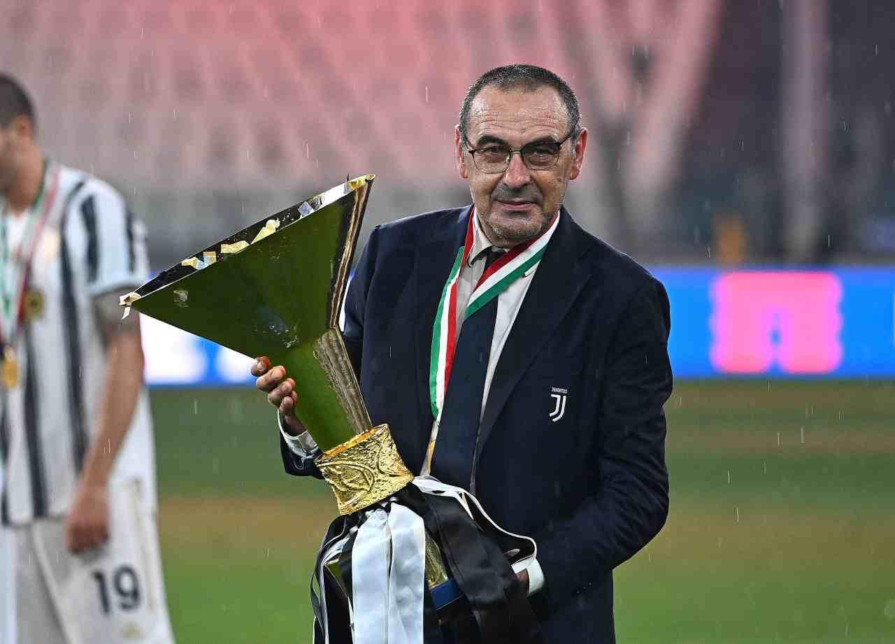 Serie A, Gran Galà del Calcio: Sarri escluso (foto Getty)