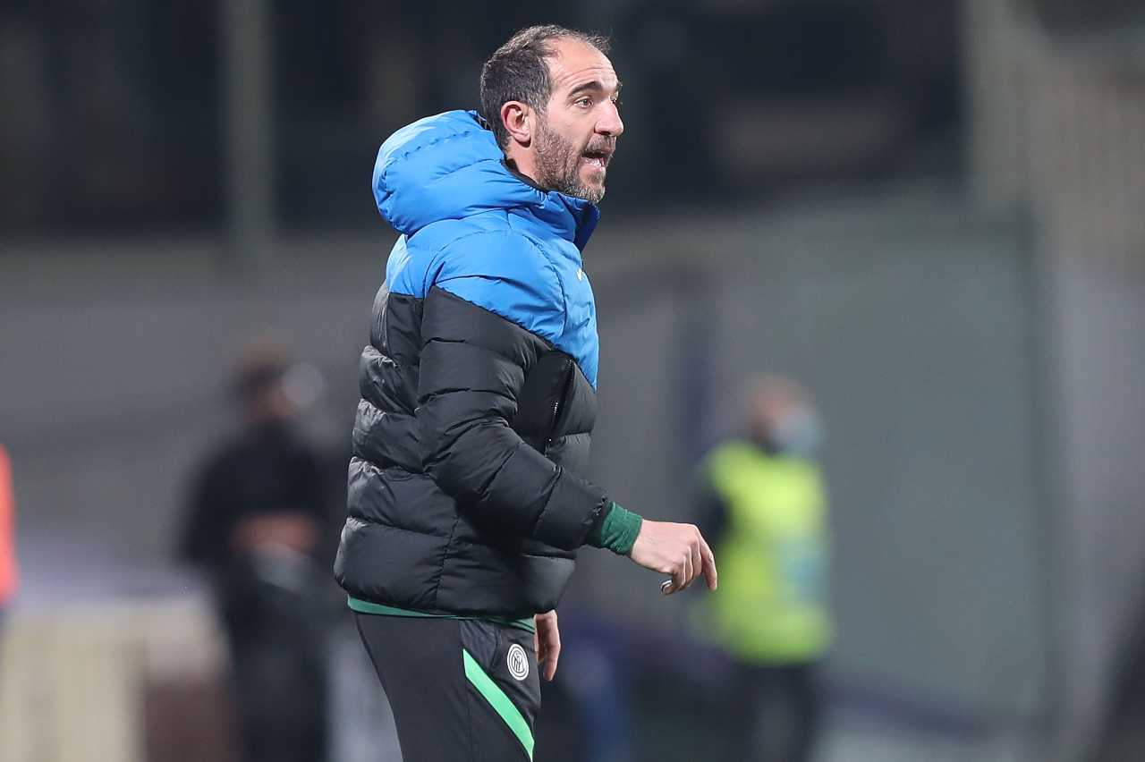 """Fiorentina-Inter, Stellini: """"Barella come Conte, noi concentrati solo sul campo"""""""