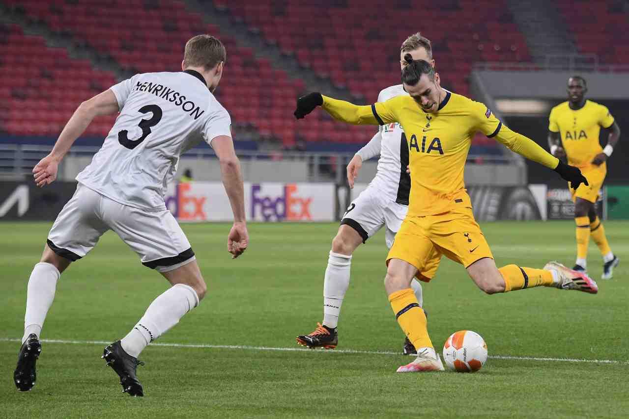 Europa League, Wolfsberg-Tottenham (foto Getty)