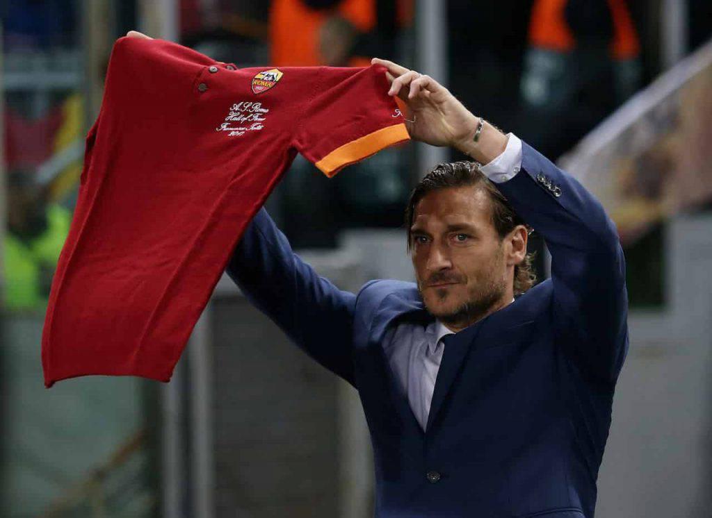 28 anni fa l'esordio di Totti con la Roma (Getty Images)