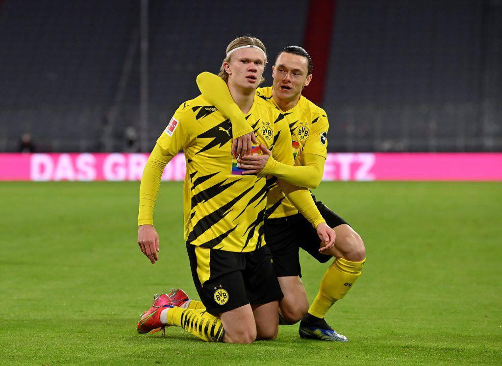 Affare Haaland Borussia Dortmund cessione